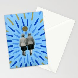Zero Fucks Given Stationery Cards