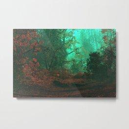 Ghostlight Woods Metal Print