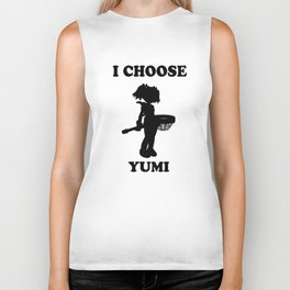 I choose Yumi Biker Tank
