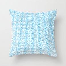 Circle Tromp L'Oeil Throw Pillow