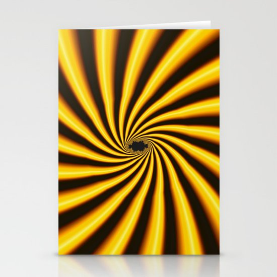 Twisted Sunshine Stationery Cards