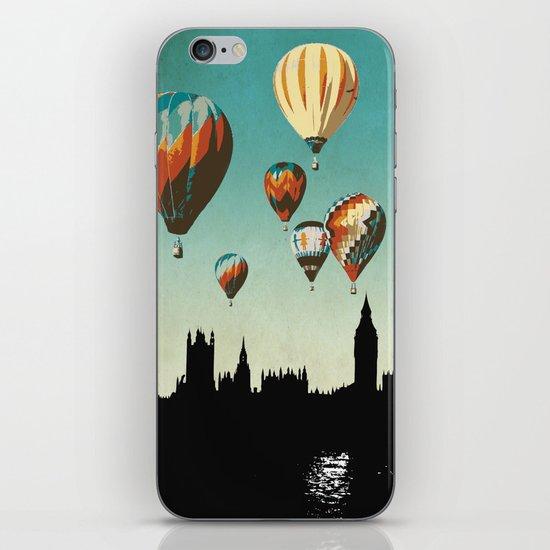 Sky of London iPhone & iPod Skin