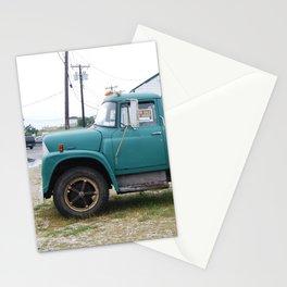 Truck, Montauk Stationery Cards