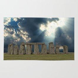 Stonehenge IV Rug