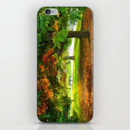 Changing colors of fall. iPhone Skin