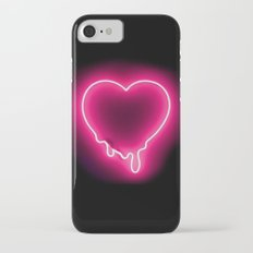 Heart (Neon) Slim Case iPhone 7
