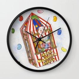 Alas Earwax! Wall Clock