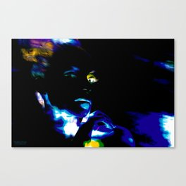 All Seeing Canvas Print