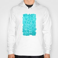 turquoise Hoodies featuring turquoise by Antracit