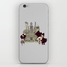 He Makes The World Taste Good iPhone & iPod Skin