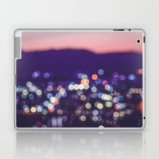 Japan - Kyoto by night Laptop & iPad Skin