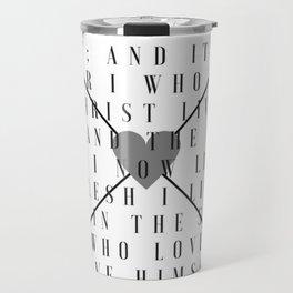 Galatians 2:20 | Scripture Print Travel Mug