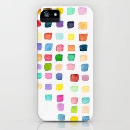 Cascade Square iPhone Case