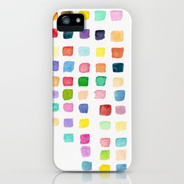 Cascade Square iPhone Case