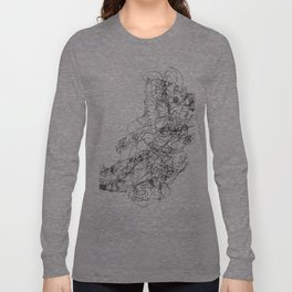 Transitions Distilled Long Sleeve T-shirt