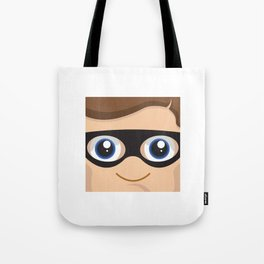 Old School Robin Dick Grayson Tote Bag