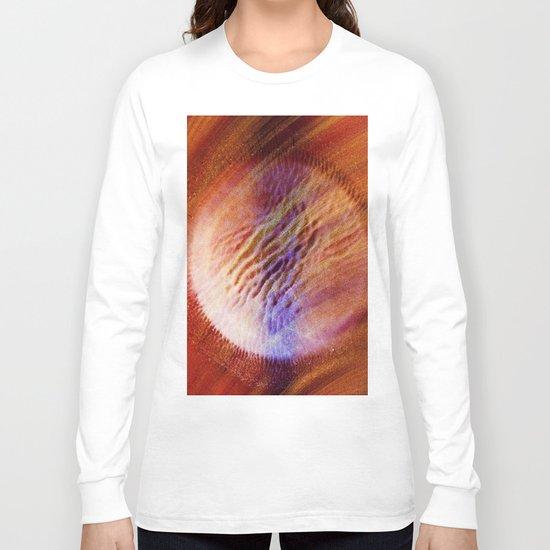 volcano deterioration Long Sleeve T-shirt