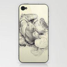 Desert Creatures iPhone & iPod Skin