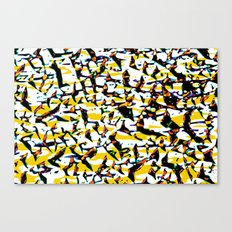 Abstraction #4 Canvas Print
