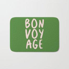 Bonvoyage! Bath Mat