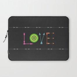 Arrow Love Laptop Sleeve