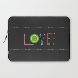 Arrow Love Laptop Sleeve