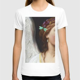 Angel With A Pearl Earring T-shirt