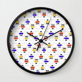 Make Great Art Wall Clock