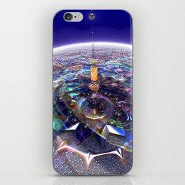 Big Top At Night iPhone Skin