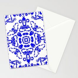 CA Fantasy Blue series #8 Stationery Cards