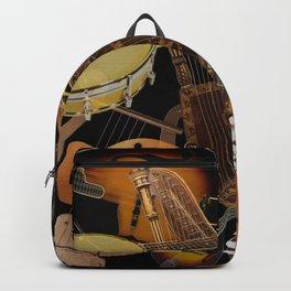 String Instruments 2 Backpack