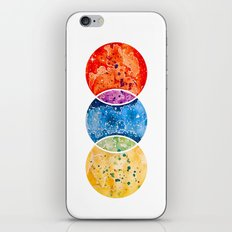RYB color model iPhone & iPod Skin