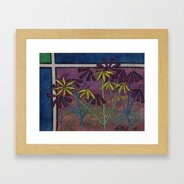 Kokum Flowers #17 Framed Art Print