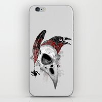 writer iPhone & iPod Skins featuring DARK WRITER by TOXIC RETRO