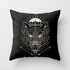 BEAST MODE Throw Pillow