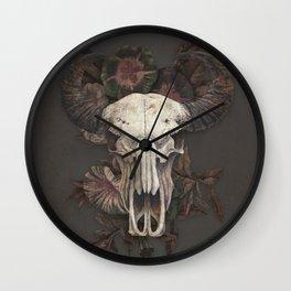 Nightshade Wall Clock