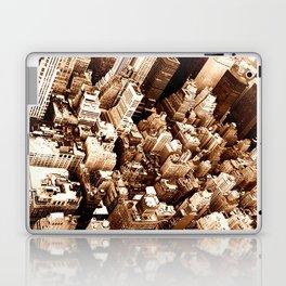 NYC - Big Apple from Empire  Laptop & iPad Skin