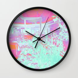 Shopping Trip Wall Clock