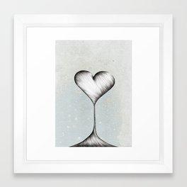 Love 1 Framed Art Print