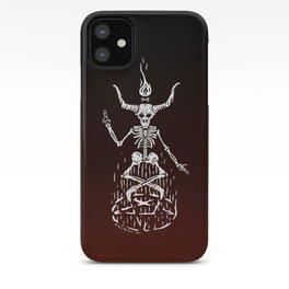 A Balance of Bones iPhone Case