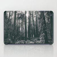 giants iPad Cases featuring Walking among Giants by Slight Clutter