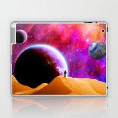 Space Solitude Laptop & iPad Skin