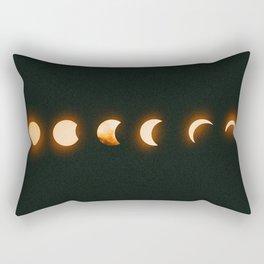 Moon Phase Rectangular Pillow