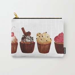row of cupcakes Carry-All Pouch