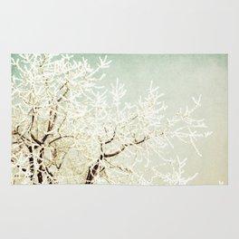 Frozen Tree Rug