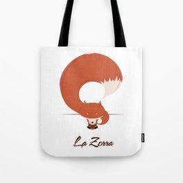 La Zorra Tote Bag