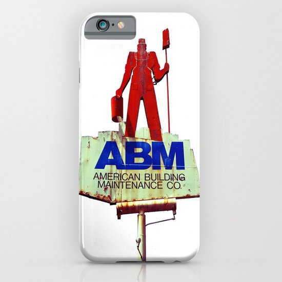 The American worker iPhone & iPod Case