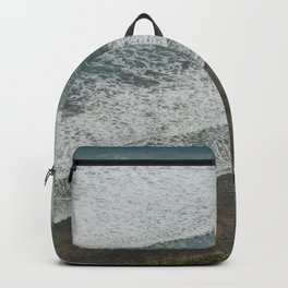 Waves on the Beach Backpack