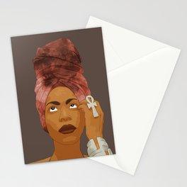 Erykah Badu, Brown Stationery Cards