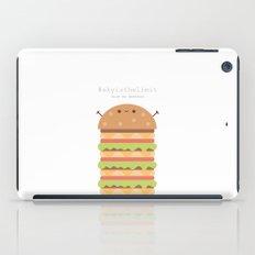 Sky is the limit - Ingredienti coraggiosi iPad Case